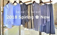"""""""2018 Spring New by Spiral's Select...3/4sun"""" - SHOP ◆ The Spiralという館~カフェとインポート雑貨のある次世代型セレクトショップ~"""