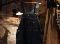 50's Lee 91-SB denim overalls - BUTTON UP clothing