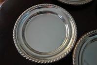 シルバープレートパン皿141 - スペイン・バルセロナ・アンティーク gyu's shop