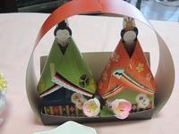 雛祭りのティータイム - BEETON's Teapotのお茶会