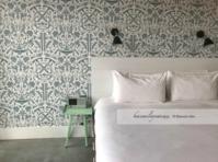 2018春ブルックリンの素敵すぎるホテル :Wythe Hotel(ワイスホテル) - 安部かすみの《ニューヨーク直行便 》 Since 2005