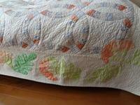 ハワイアンキルトのベッドカバー - Ariaのブログ