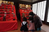 ■古民家で雛祭り18.3.4 - 舞岡公園の自然2