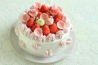 ひな祭りケーキ - Bon appetit!