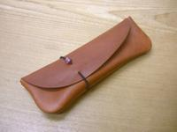 富澤英子さんのペンケース、鉛筆キャップ - 届けられたもの