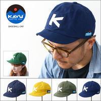 KAVU [カブー] BASEBALL CAP [19820248] ベースボールキャップ・コットンキャップ・デニムキャップ・キャンバスキャップ・MEN'S/LADY'S - refalt   ...   kamp temps