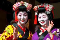 祇園さんの節分祭・豆まきとおばけ(祇園甲部紗月さん、実佳子さん) - 花景色-K.W.C. PhotoBlog