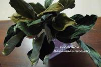布花のすずらん♪楽しみにしてくださる方のために - 愛知 豊橋 布花アクセサリーCendrillon
