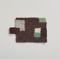 Pot Holder - soramame mitten