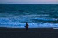 2018/03/04(SUN)オンショアが吹くSUNSET BEACH. - SURF RESEARCH