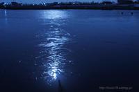 月の光の下で - デジタルで見ていた風景