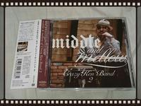 middle & mellow of Crazy Ken Band 2 - 無駄遣いな日々