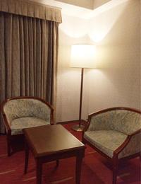 宝塚ホテル宿泊記3 部屋の紹介 - 関空から旅と食と酒紀行