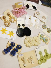 French earrings - carboots
