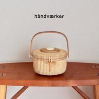 とっても久しぶりに、Baby Purse - handvaerker ~365 days of Nantucket Basket~