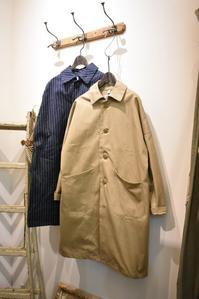 Yarmo/Daster Coat - JUILLET