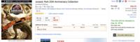 「ジュラシックパーク 25th Anniversary Collection」4K UHDには日本語収録アリなのか?! - Suzuki-Riの道楽