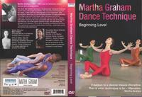 Martha Graham Dance Technique DVD Beginner Level - Notes from New York