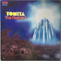 Tomita – The Firebird (冨田勲 – 火の鳥) - まわるよレコード ACE WAX COLLECTORS