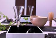 テーブルコーディネート 春のセミナーとお茶会のご案内 - お茶とお菓子とテーブルコーディネート