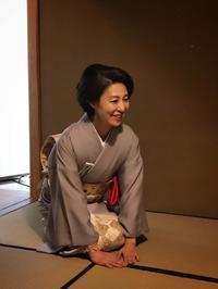 赤坂・辻留さまにて雛祭り茶事🎎 - 八巻多鶴子が贈る 華麗なるジュエリー・デイズ