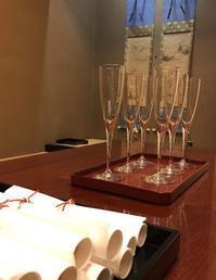 初めての席主❣️赤坂・辻留さまにて雛祭り茶事🎎 - 八巻多鶴子が贈る 華麗なるジュエリー・デイズ