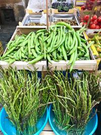 ぷらぷらパレルモ散策 〜春のカポ市場を歩く - 幸せなシチリアの食卓、時々にゃんこ
