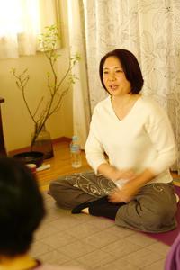 『感じる瞑想と動く呼吸法WS』終了しました! - A M R i T A   /  ア ム リ タ
