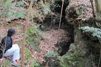 新城市の地質百選紹介(16)マンガン鉱 - 鳳来寺山自然科学博物館友の会のページ