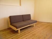 ソファ - woodworks 季の木  日々を愉しむ無垢の家具と小物