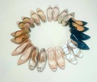 靴の整理 - 丸の内よりも八重洲側