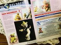 オランダの雑誌に掲載して頂きました! - Baby Talk Bears