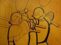 3月7日インベーダー - 川越画廊 ブログ