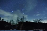 Goodbye Winter Constellation - デジタルで見ていた風景