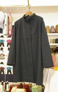 ウールの着物から - warmheart*洋服のサイズ直し・リフォーム*