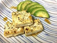 『焼き豆腐 ハーブソルト風味』 - オイシイ生活