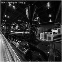 HYPER VISION @鉄道博物館#005 - ルリビタキの気まぐれPATA*PATA