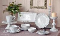 洗練された美しさ。本格派に選ばれるイタリア製テーブルウェア~LaCeramica VBCcasa~ - materi style