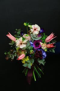 おりあい  と 反省中 - 一会 ウエディングの花