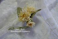 コサージュのご感想をありがとうございます♪ - 愛知 豊橋 布花アクセサリーCendrillon