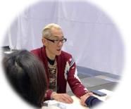 岡山ヒーリングマルシェにてKanMeiさんのセッション - あん子のスピリチャル日記