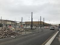 フィレンツェのトラム2線、3線工事の現状 - フィレンツェのガイド なぎさの便り