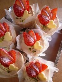 ひとり用なケーキ - e-cake 開業からの・・その後~山梨県甲州市のカップケーキ屋「e-cake」ができるまで since 2010.1.~