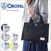 ORCIVAL[オーチバル・オーシバル] 帆布 TOTO SMALL BAG [RC-7138 HVC] ミニトート/スモールトート LADY'S - refalt   ...   kamp temps