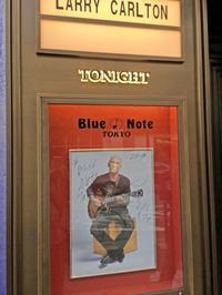 """Larry Carlton 'The Greatest Hits""""@Blue Note TOKYO 2018.2.3 - Guitarのひとりごと"""