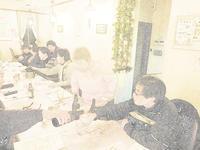 同窓会準備会 3月9日(金) - しんちゃんの七輪陶芸、12年の日常