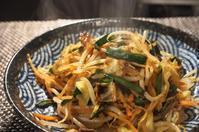 ■簡単5分!!【肉野菜炒め】 - 「料理と趣味の部屋」
