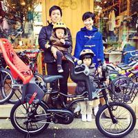 EZ ! BP02 !! パナソニック電動車特集『バイシクルファミリー』Yepp ビッケ GRI ステップクルーズ 電動自転車 おしゃれ自転車 チャイルドシート bobikeone - サイクルショップ『リピト・イシュタール』 スタッフのあれこれそれ