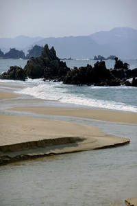水晶浜も春! - Beachcomber's Logbook