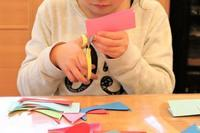 モビール作り - 大阪府池田市 幼児造形教室「はるいろクレヨンのブログ」